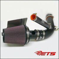 Evolution X Ets Intake Kit | Wrinkle Black | Heat Shield | K&n Filter | 200-09wb