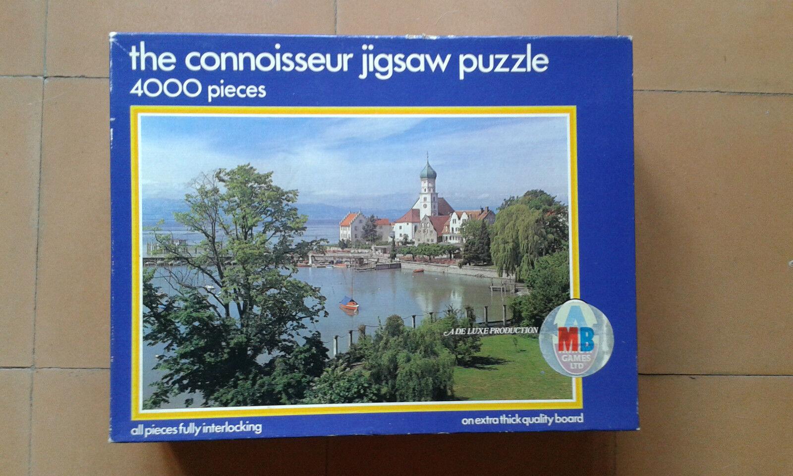 Usato - The Connoisseur Puzzle 4000 Pezzi - 1448 mm x 978 MM