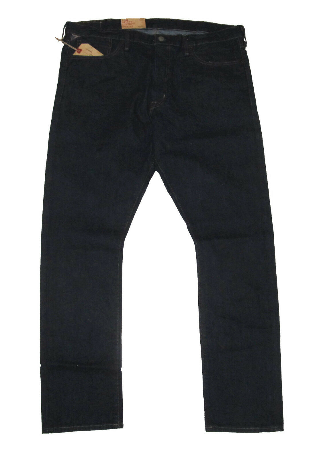 Polo Ralph Lauren Denim & Supply Mens Low Skinny Slim Dark Denim Jeans New