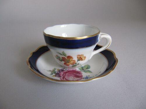 Hutschenreuther Maria Theresia Rheinsberg Espressogedeck 2-teilig
