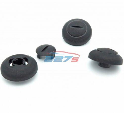 für Kia /& Hyundai 86825-26000 10x Plastik Rad Bogen Futter Spritzschutz Clips