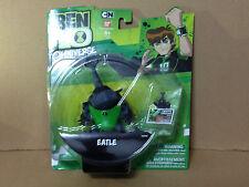 """Ban Dai 2012 Ben Ten 10 Omniverse Alien *Eatle* 4"""" inch Figure Mint in Card"""