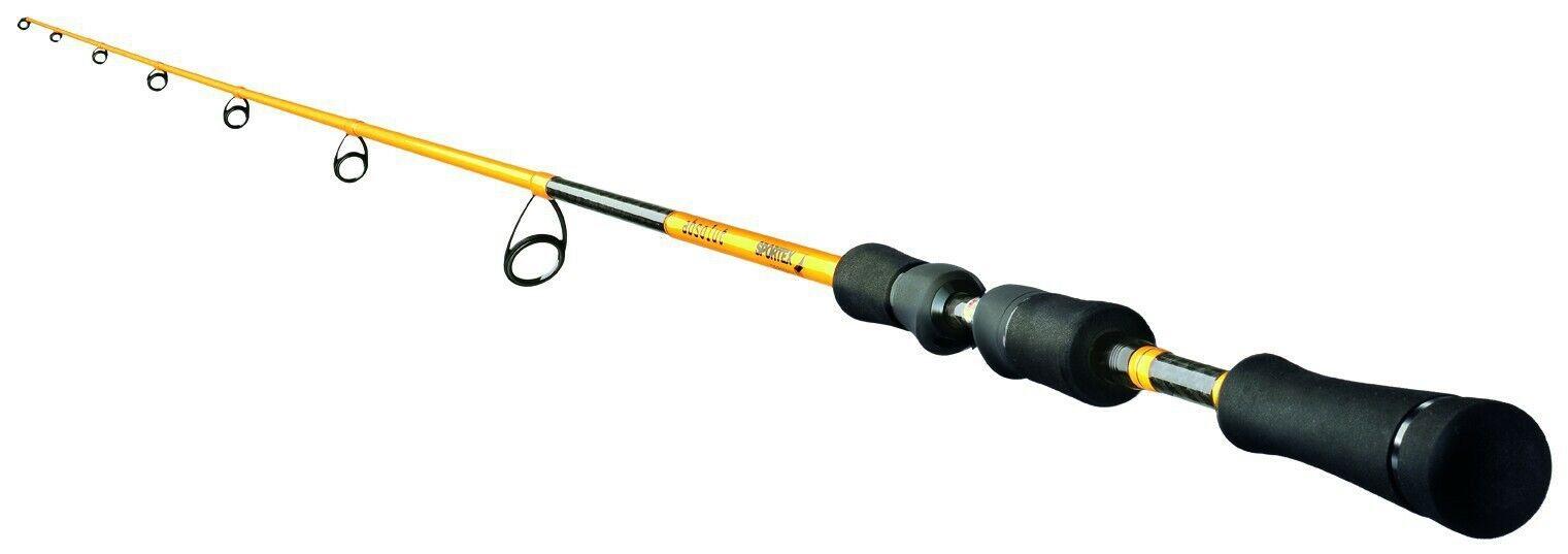 SPORTEX Perche Spinnrute absolument ab2403 2,40 m 60 g zanderrute canne à pêche Helicore