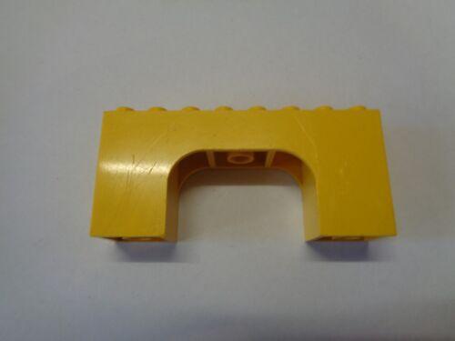 LEGO Brique Arche 2 X 8 X 3 Brick Arch 4743 Choose Color