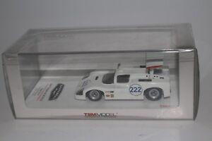 Tsm124317 1/43 Echelle Chaparral 2f, 1967 Targa Florio, # 222, Colline & Sharp,