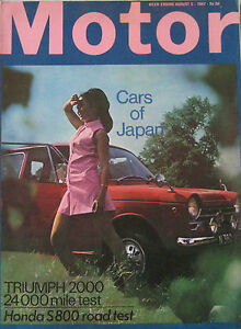 Motor-magazine-5-8-1967-featuring-Honda-S800-road-test-Triumph-2000