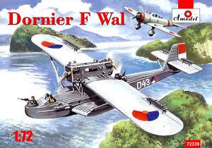 1-72-Amodel-72339-Dornier-J-Wal-Netherlands-Flying-Boat-WWII-NEU-OVP
