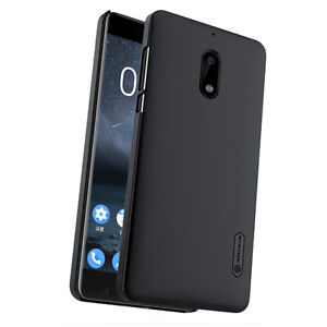 100% authentic 841e8 d7b25 Details about Nokia 6 Case, Nillkin Brand Super Frosted Shield Case Cover  for Nokia 6