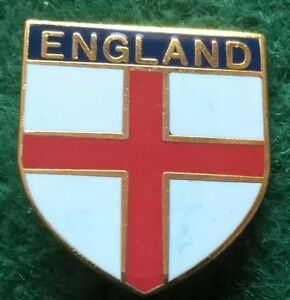 Traditional-England-St-George-Flag-Pin-Badge-Navy-1-inch-3-4-034-1-2-034-or-1-4-034