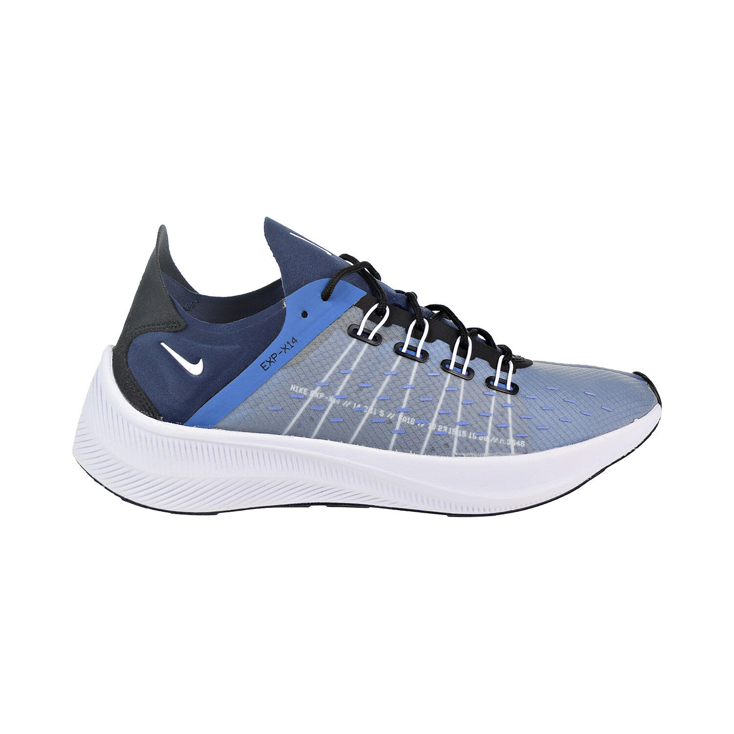 Nike Exp-X14 Men's shoes Midnight Navy White AO1554-401