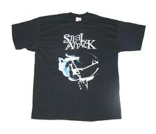 STEEL ATTACK - Slave - T-Shirt - Größe Size XL - Neu