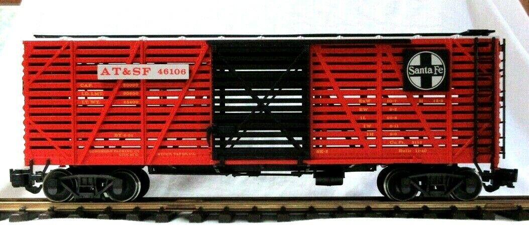 Garantía 100% de ajuste Aristo Craft 46106 S. F. Seico Coche Coche Coche Con Ruedas De Metal  suministramos lo mejor