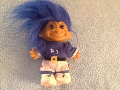 "Russ 4.5"" Boy TROLL DOLL #1Fan"