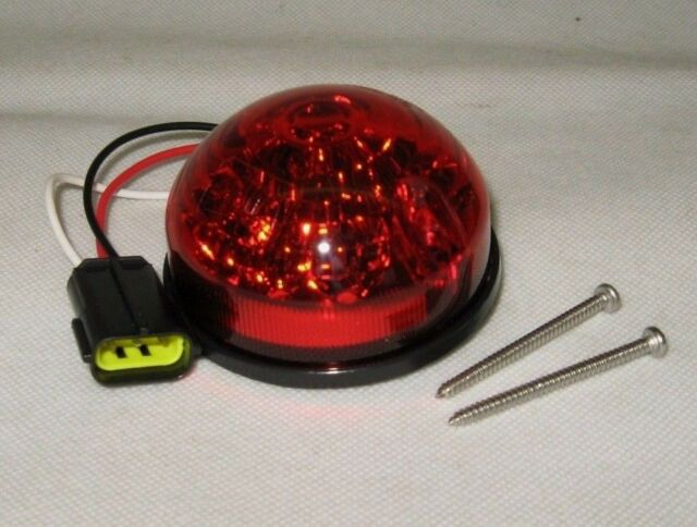 LAND ROVER DEFENDER WIPAC LED REAR STOP TAIL 73mm XFD500040LED S6062LED