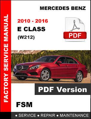 Mercedes R320 Service Manual