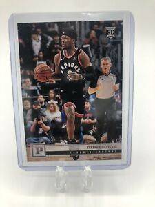 2019-20-Chronicles-Terence-Davis-Panini-Base-Rookie-Card-RC-Toronto-Raptors-104
