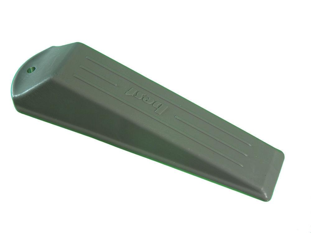 BOX OF 100 X Door Stop Wedge Stop Closer grau Rubber