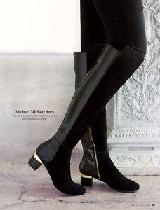 MICHAEL Michael Kors Sabrina OTK Boot CsGb2Z