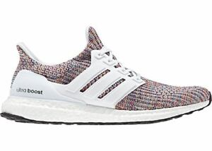 Details about Adidas Ultra Boost 4.0 Cloud White Collegiate Navy Multi Color CM8111 Mens Sizes
