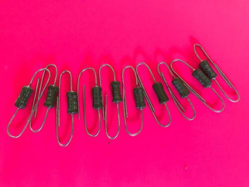 10x 2.2 Ohm 2 Watt Resistor Enamal Coated