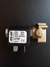 """Magnetventil 1/8""""  FF Max 18 Bar Spule 7200 10 VA 230V 50/60Hz Grimac Spinel"""