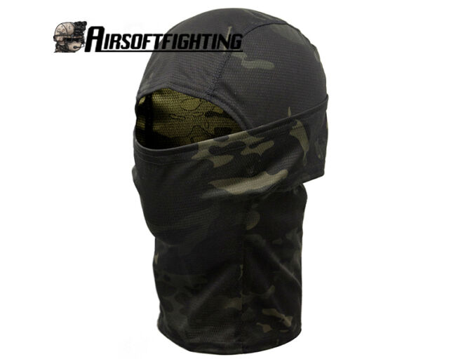Tactical Quick Drying Full Face Mask Camouflage Balaclava Hood Scarf Hunting