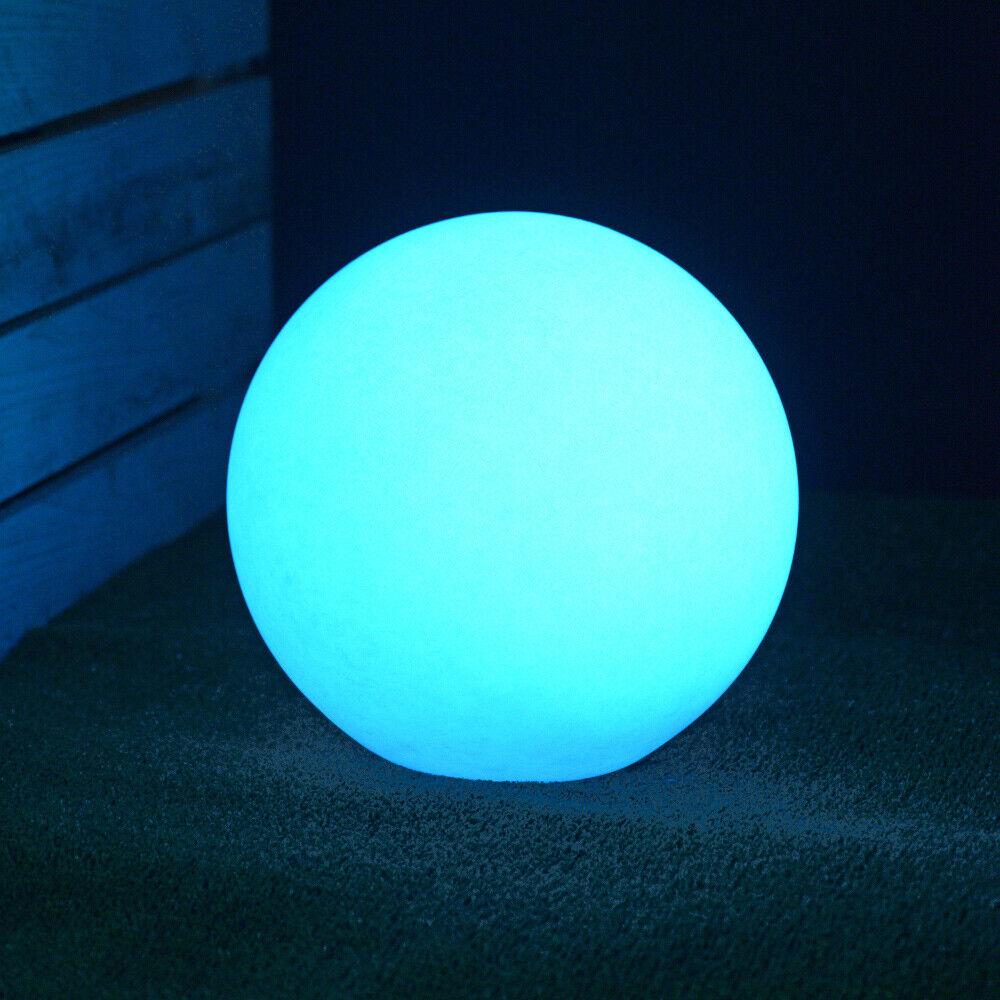 Lampe Sphäre Hell Weiß Flou Beleuchtung Nachtlicht Außen Garten Sirio