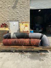 Dust Collector Suction Fire Retardant Duct 16 And 18 Dia