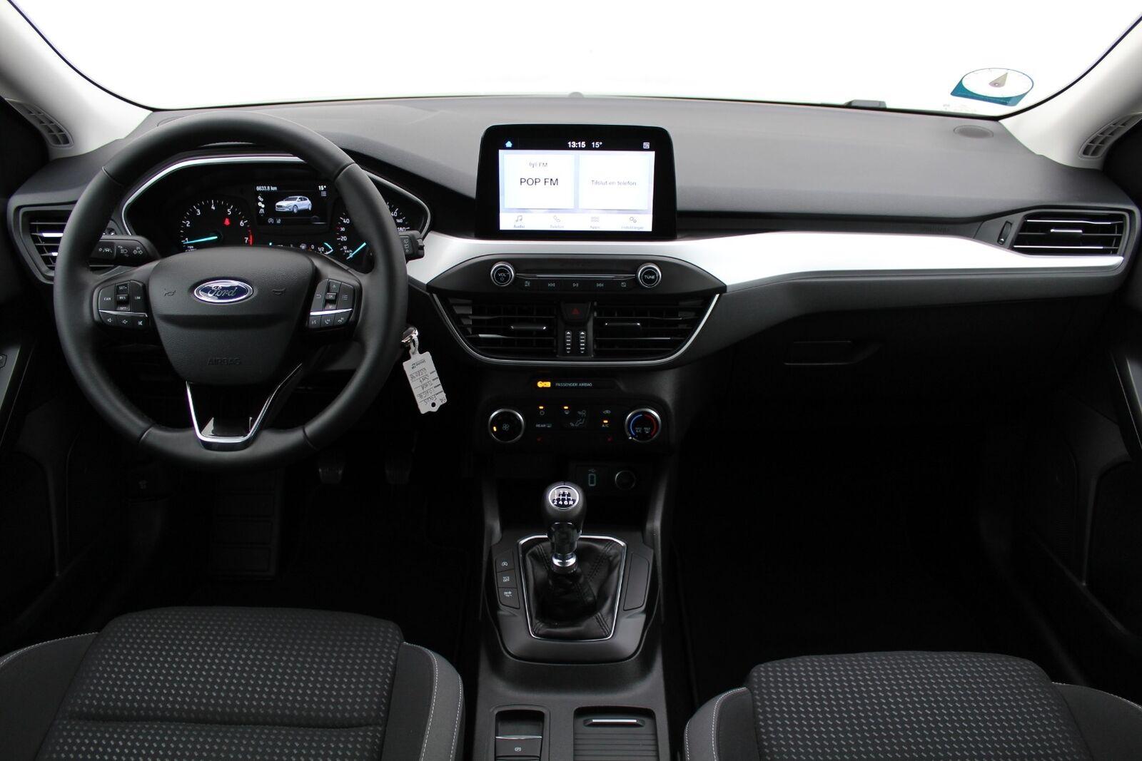 Ford Focus 1,0 EcoBoost Trend Edition - billede 6