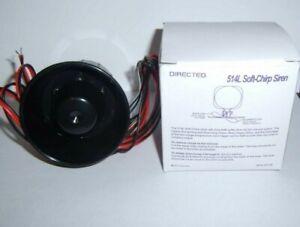 Details about DEI Directed 514L 514LN Soft Chirp Alarm Siren Viper Avital  Python Clifford 514N
