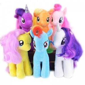 My-Little-Pony-Soft-Plush-Toy-Doll-Kids-Gift-28cm