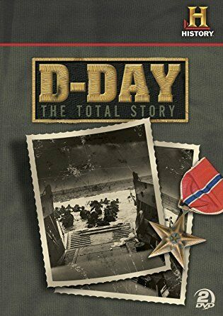 1 of 1 - D-Day - The Total Story (DVD, 2010, 2-Disc Set) Region 4