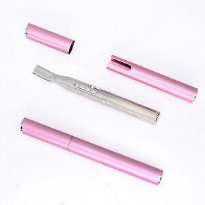 Smart-Women-Electric-Eyebrow-Body-Hair-Blade-Razor-Shaver-Remover-Trimmer-Set