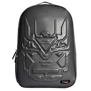 Urban-Junk-Bionic-gris-3-Dimension-Estampado-Mochila-mochila