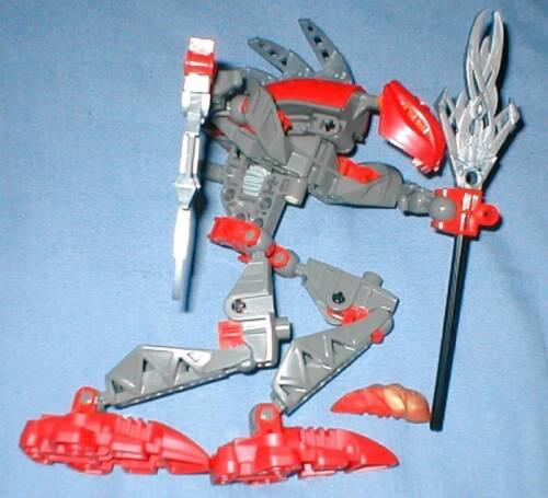 LEGO BIONICLE 8592 RAHKSHI TURAHK COMPLETE FIGURE free shipping