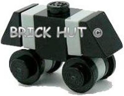 LEGO STAR WARS 6211,10188 NEW FIGURE MOUSE DROID DARK BLUISH GREY