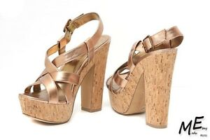 3f99ee157798 Image is loading New-Vince-Camuto-Duval-Women-platform-Sandals-Size-
