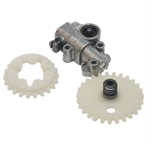 Chain Oil Pump Spur Gear Wheel for Stihl 028 038 048 MS380 MS381 2 Kit Parts