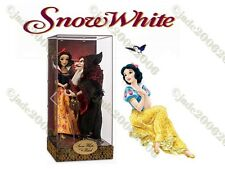 Disney Snow White and Hag Fairytale Designer Limited Edition Dolls