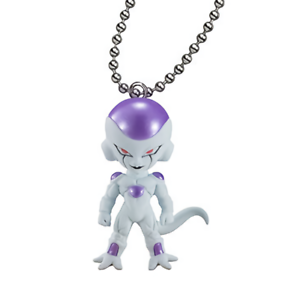 Dragon Ball UDM BEST 30 SSGSS Vegeta Character Capsule Mascot Swing Key Chain