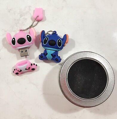 The Smurfs USB Flash Drive Cute 32G memory stick Gift Box New Christmas 3D