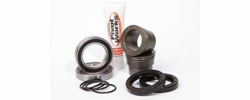 Front Water Tight Wheel Collar and Bearing Kit Pivot Works PWFWC-T07-500