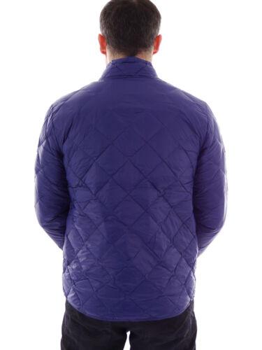 Reversible Cmp Blau Utendørs Mellom Down Jacket Quiltet sesonger xBqw8BIr