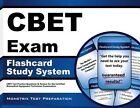 CBET Exam Flashcard Study System 9781609712495 Cards