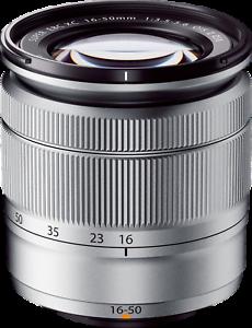 Silver-Fujifilm-Fujinon-XC-16-50mm-OIS-MK-II-F-3-5-5-6-ED-Aspherical-Fuji-Lens