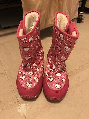 Asda George Pink Hello Kitty Size 11