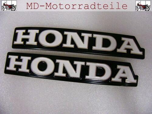 Honda CB 750 Four K6 Tankembleme links//rechts Emblem Set fuel tank
