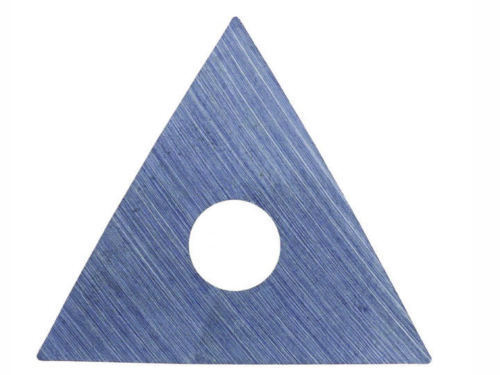 For BAHCO 449 TRIANGULAR SCRAPER BLADE 25mm FOR 448 & 625 SCRAPERS