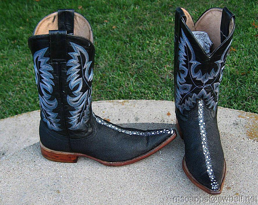 La mezicana Cowboys bottes homme 6'M