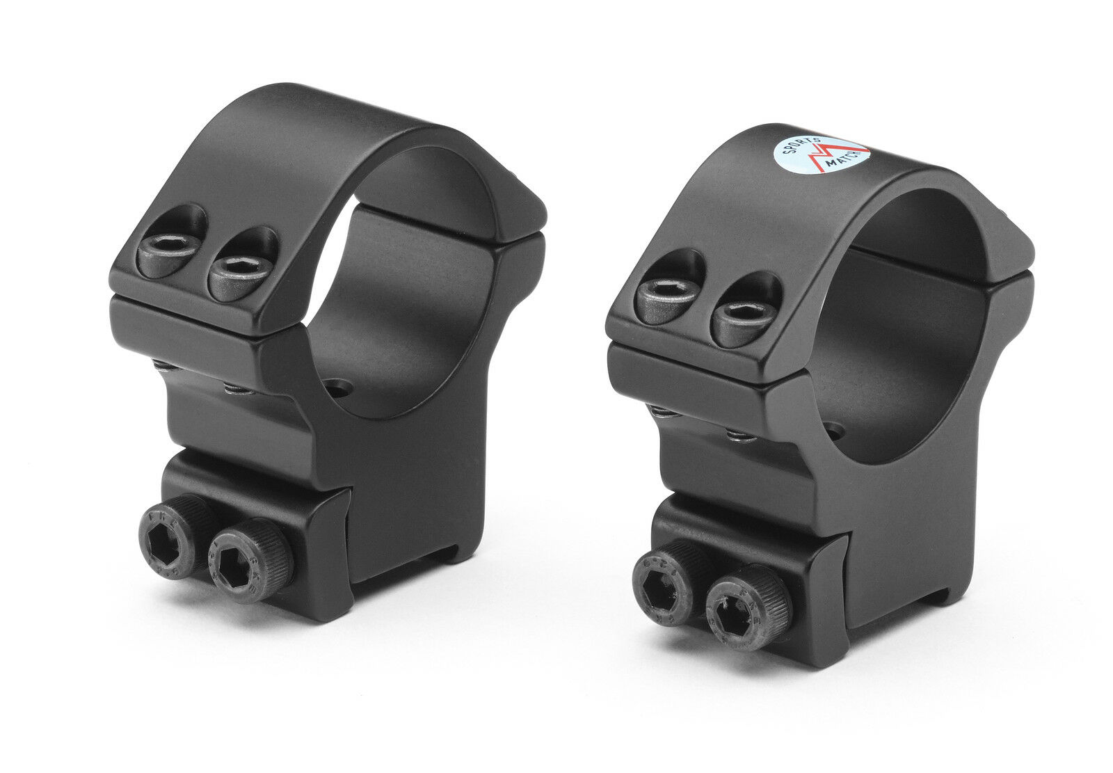 Sportsmatch HTO75 30mm suits CZ 17mm  CZ550, ZKK600 601 602 and some Parker Hale